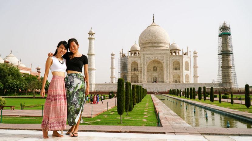 การเดินทางอินเดีย